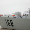 Chinese warships to dock at Ramree Island?