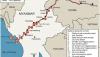 Ground Surveys Begin For Railway To China