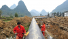 Natural gas pipeline to China is now fully operational