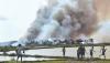 Entire Rohingya Neighborhood Burned Down, HRW Says