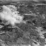 356 Squadron RAF after bombing Japanese positions on Ramree Island