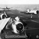 Grumman Hellcats on HMS Ameer